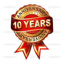 10th Anniversary. . .
