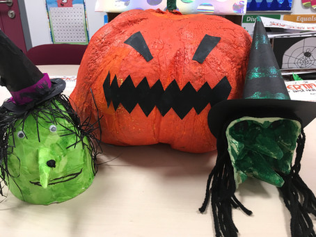 Halloween Craft Competition
