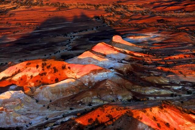 Painted Hills, SA