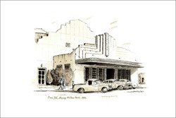 Civic hall 1950s - Sold