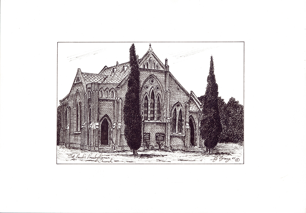 St Paul's Presbyterian - Sold