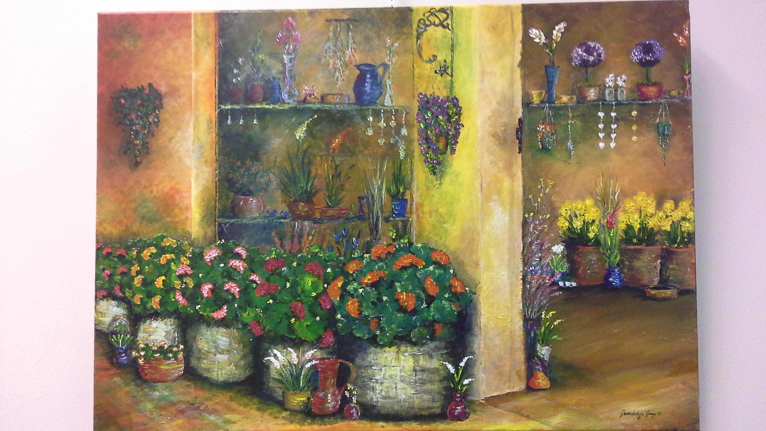 Venice Florist - Sold