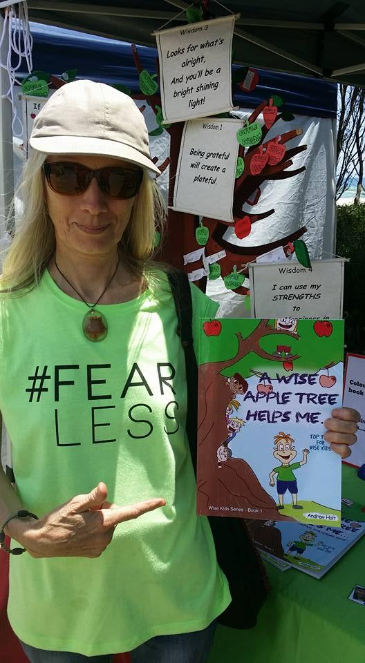 less fear