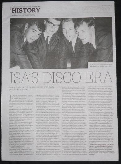 Isa's Disco Era