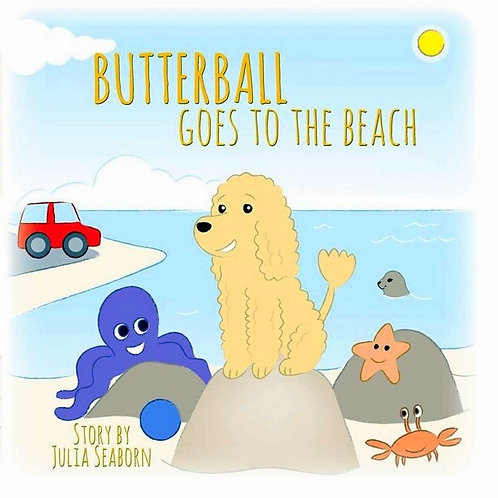Butterball Goes to the Beach
