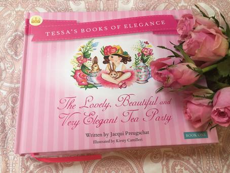 TESSA'S BOOKS OF ELEGANCE: WHY????