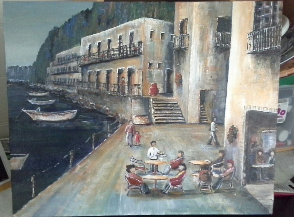 Isle of Capri - Sold