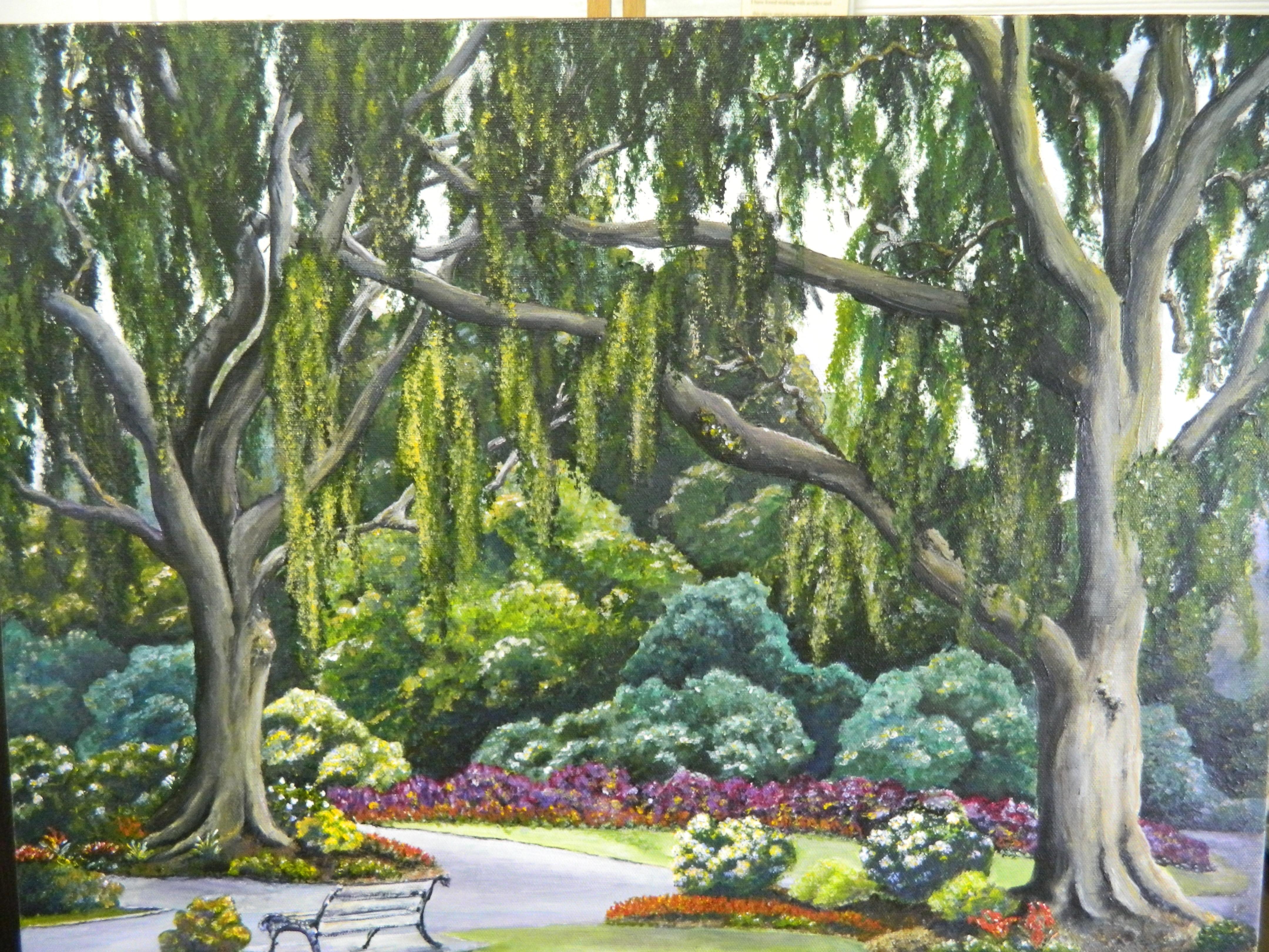 Launceston City Park -  $350