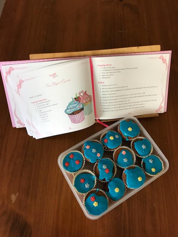Rachel's Tessa's Cupcakes