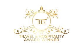 Travel And Hospitality Award Winner Logo