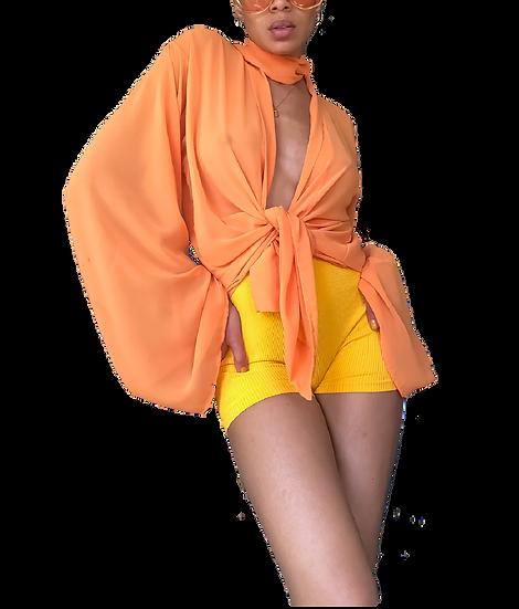 Carlee Mini Robe