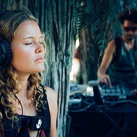 SUBPAC Sound Meditation', Shambhala Festival