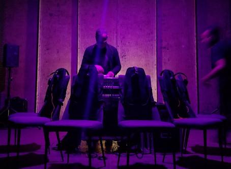 David Last x MutekSF – Full Immersion In Sound
