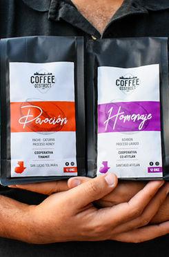 Coffee District Guatemala