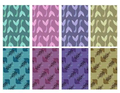 Ocean Fabrics 1