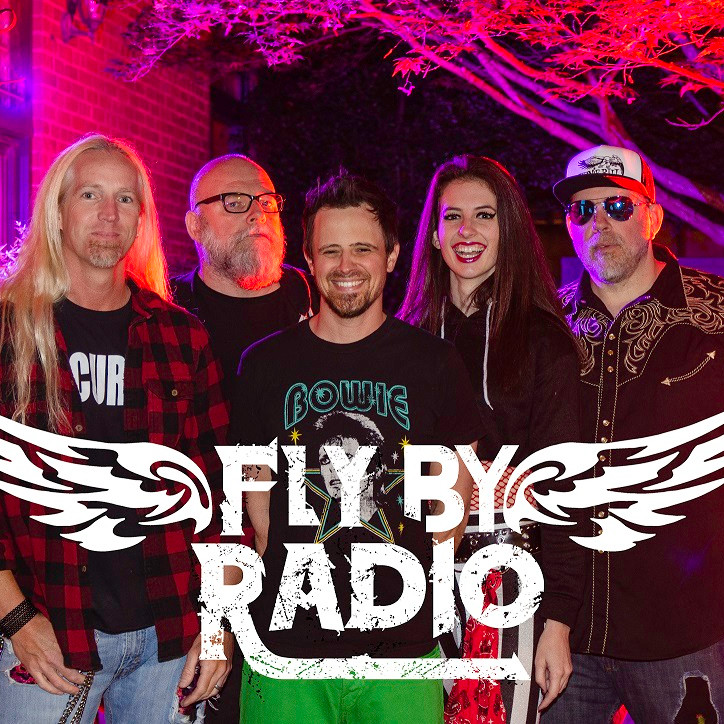 Fly-by Radio