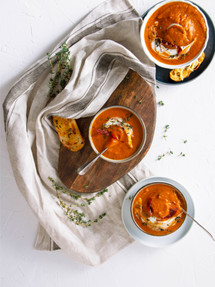 Soup | Catching Peelings Photography