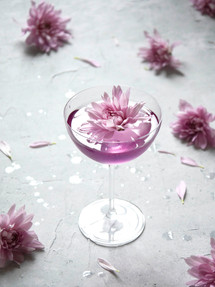 Gin cocktail |  Catching Peelings Photography