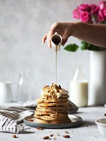 Pancakes | Catching Peelings Photography