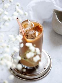 Iced coffee |