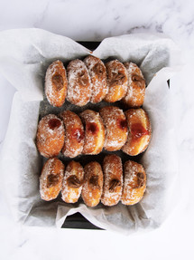 Donuts | Catching Peelings Photography