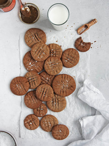 Gingerbread cookies |  Catching Peelings Photography