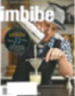 Cover of Imbibe Magazine