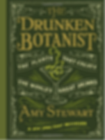 Cover of The Drunken Botanist, The Plants That Create The World's Great Drinks by Amy Stewart