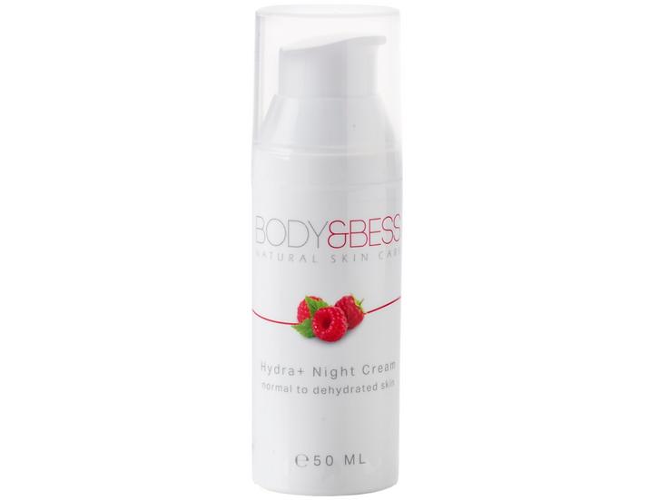 Body & Bess - Hydra+ Night Cream (50ml)
