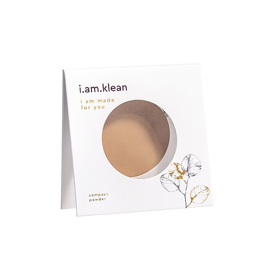 i.am.klean - Compact Mineral Foundation