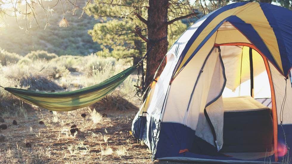 Camping Gear for Beginners