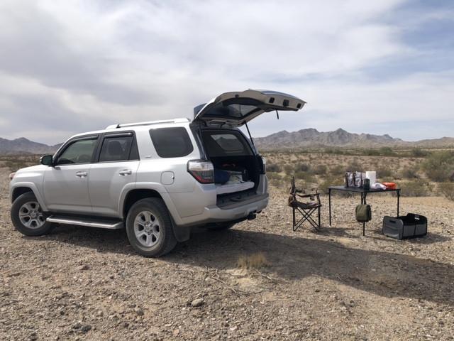 Free Camping Near Phoenix