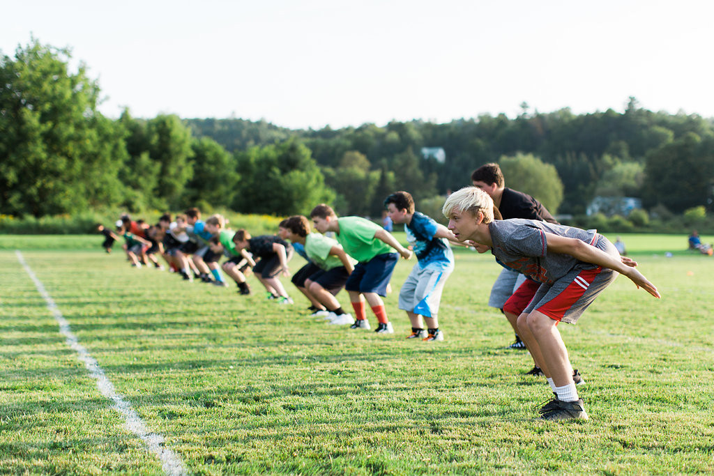 Football preseason training