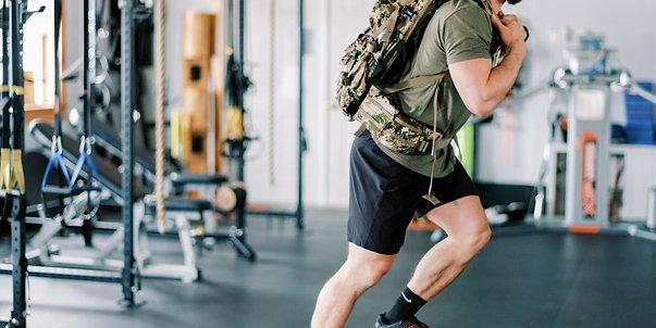 Ridgeline Athlete Lean and Mean Pack Program, 8-weeks