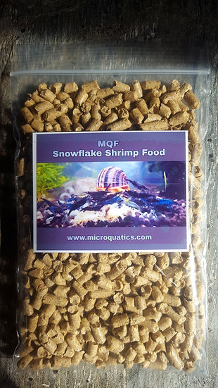 MQF Snowflake Shrimp Food