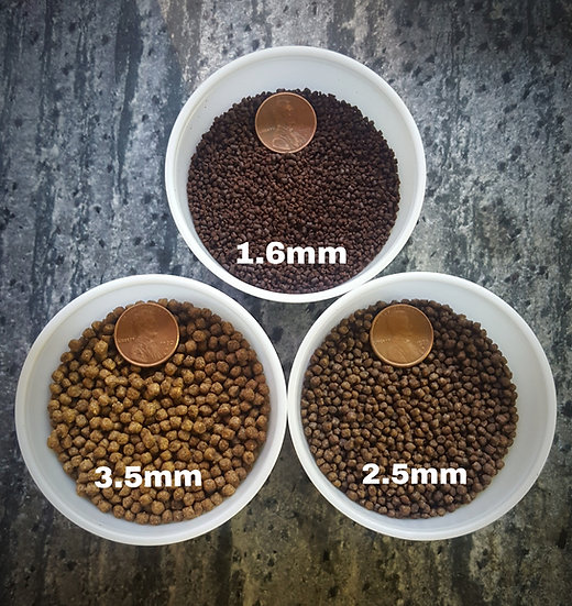 Pellet Fish/ Axolotl Food 1lb.