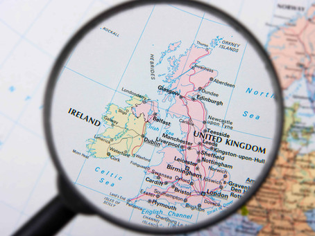 Planning to move to the UK?  Here are some things to consider
