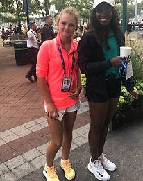 sloane stephens,jessica popiol,us open,2018 us open,tennis blog