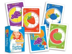 Apprendre les fractions en famille