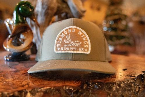 Hunter Green DWL Hat