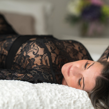 How I got tricked into photographing a Boudoir Session
