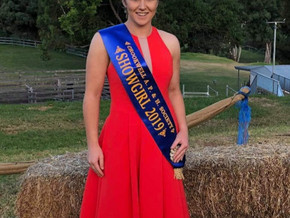 The Land Royal Sydney Showgirl Competition