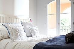 Schlafzimmer-Innenraum
