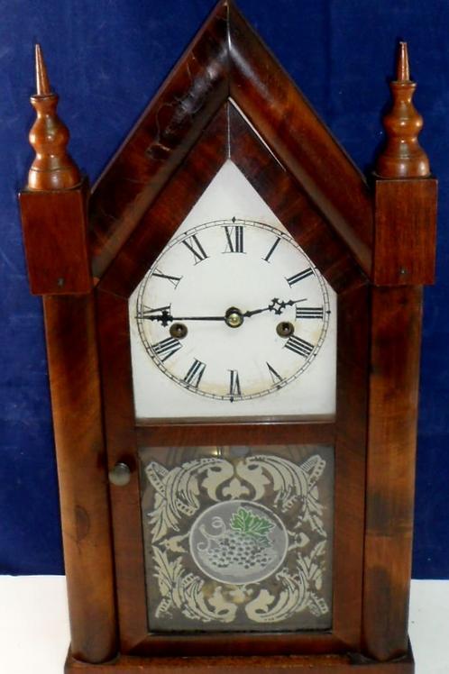 Steeple Clock By Waterbury Clock Co