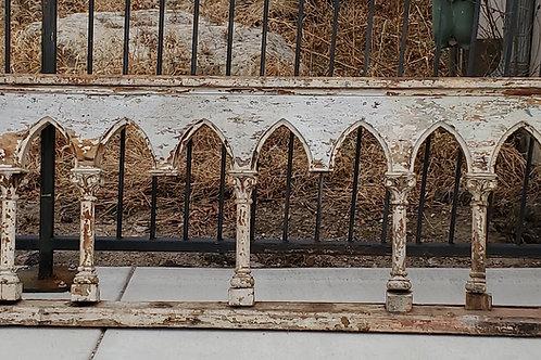 Victorian Porch Railing Ca 1880s