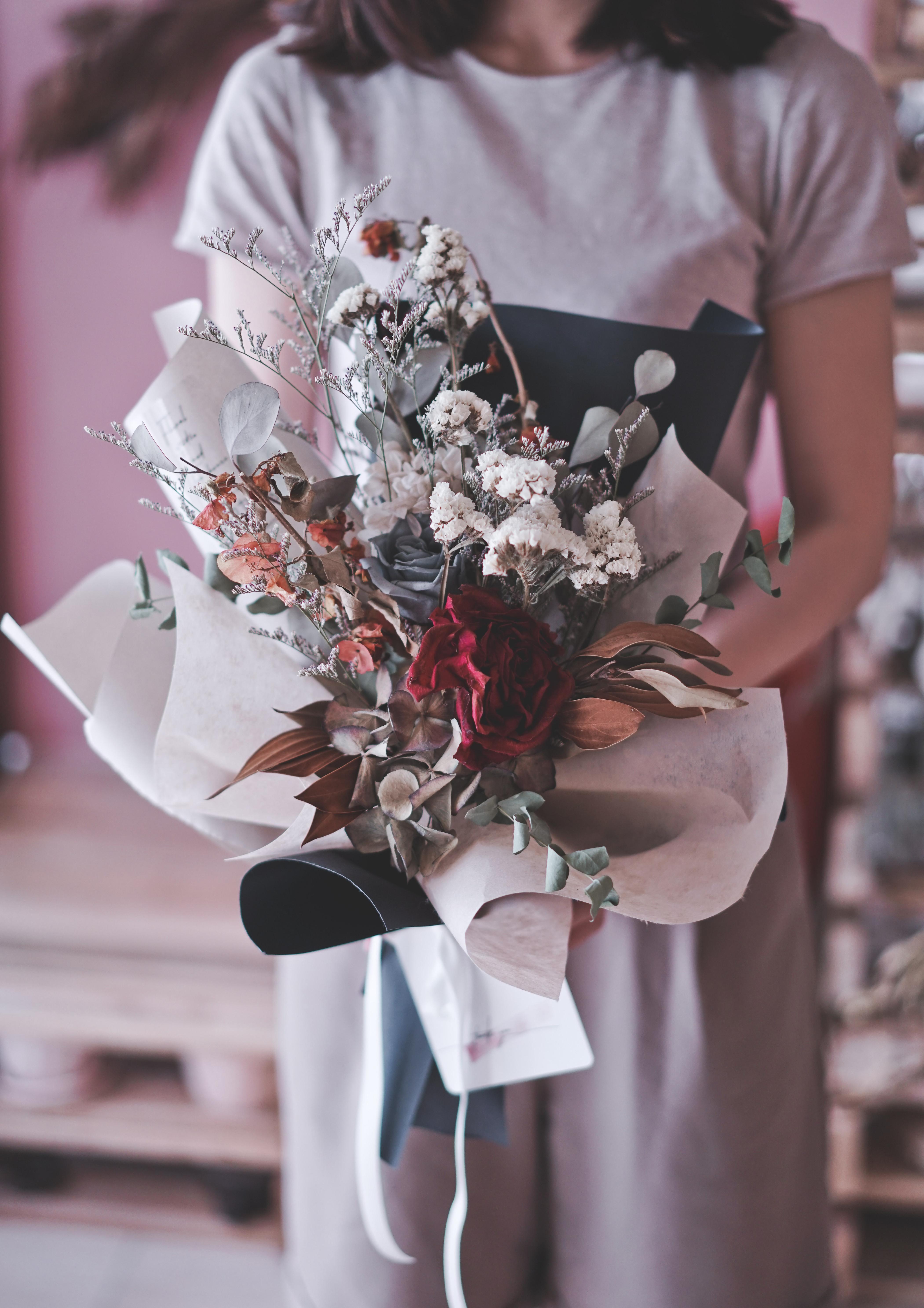 花束包裝 | 單品課
