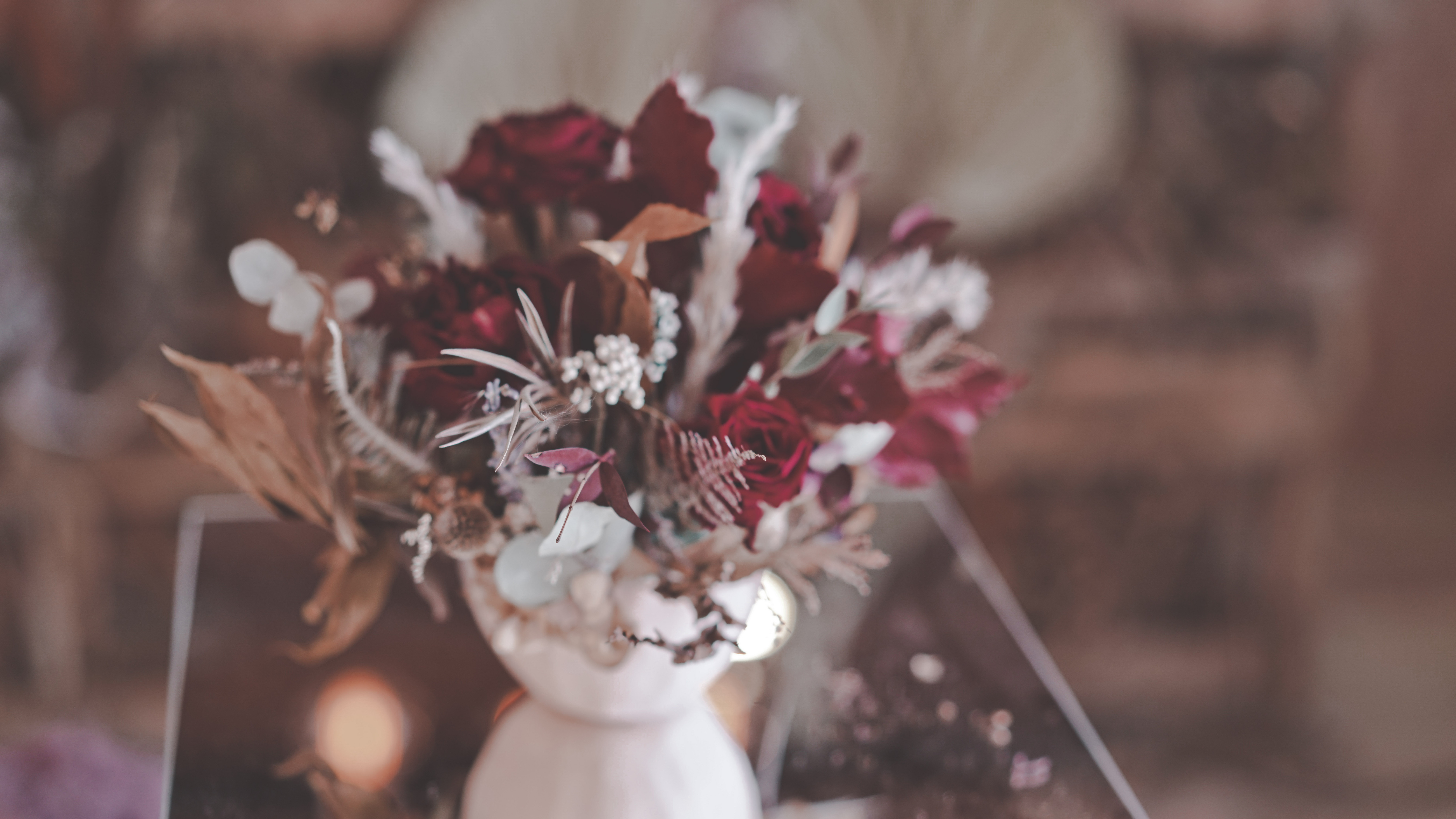 火山素燒陶器盆花 | 單品課