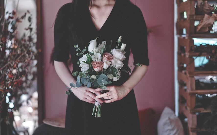 新娘 | 鮮花小捧花