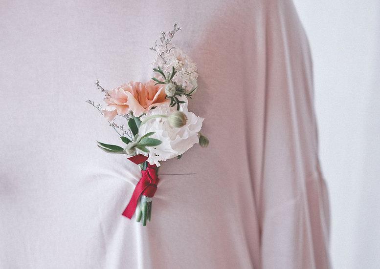 新娘 | 鮮花胸花