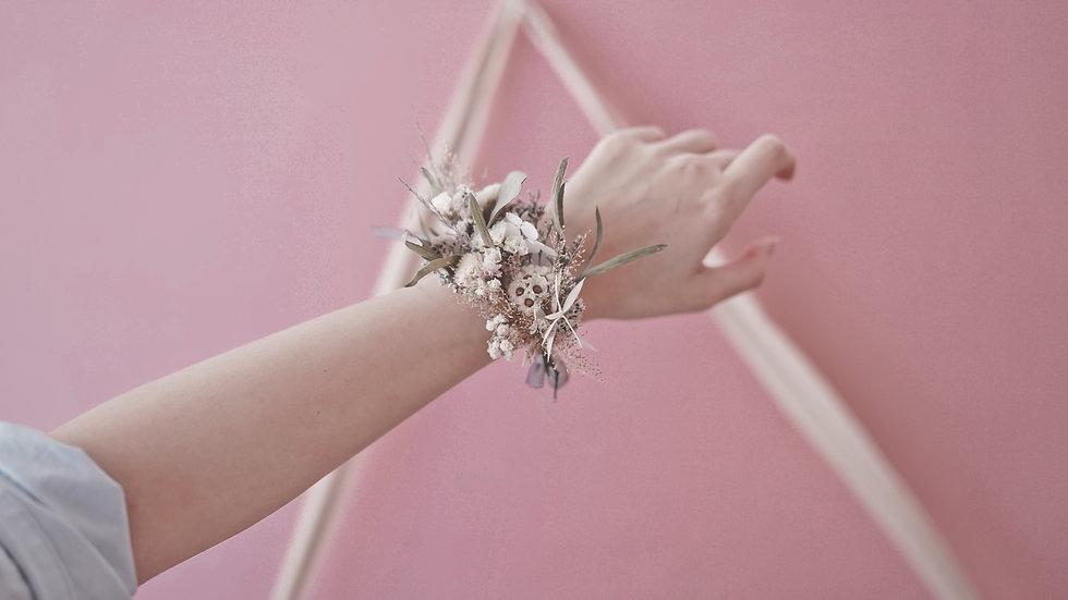 新娘 | 永生+乾燥手腕花